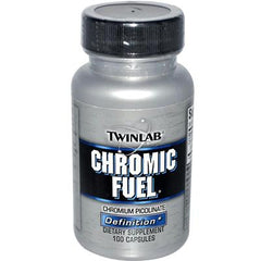 Twinlab Chromic Fuel - 100 Capsules