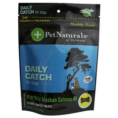 Pet Naturals Of Vermont Daily Catch For Dogs - 30 Chew
