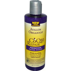 Avalon Organics CoQ10 Repair Perfecting Facial Toner - 8 fl oz
