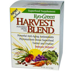 Kyolic Kyo-Green Harvest Blend Immune Builder Powdered Drink Mix - 6 oz