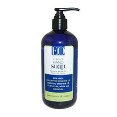 Eo Products Liquid Hand Soap Rosemary and Mint - 12 fl oz