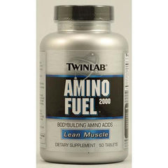 Twinlab Amino Fuel 2000 - 50 Tablets
