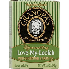Grandpa's Love-My-Loofah with Chlorophyll and Green Tea - 3.25 fl oz
