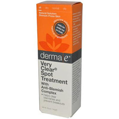 Derma E Very Clear Spot Blemish Treatment - 16 mL