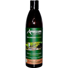 Mill Creek Amazon Organics Volumizing Shampoo Lavender and Lemongrass - 12 fl oz