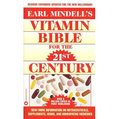 Books All Publisher Titles Vitamin Bible - Book