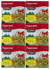 Celestial Seasonings Herbal Tea - Peppermint - 40 Bags
