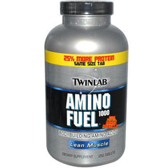 Twinlab Amino Fuel 1000 - 250 Tablets