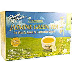 Prince of Peace Premium Jasmine Green Tea - 100 Tea Bags