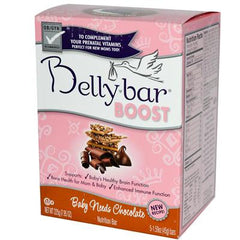 Bellybar Bellybar Boost Nutrition Bar - Chocolate Toffee Crisp - 5/1.59oz