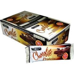 Chocolite Bar - Cookies and Cream - Case of 16 - 34 Grams