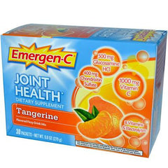 Alacer Emergen-C Joint Health Tangerine - 30 Packets