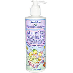 Healthy Times Sleepy Time Baby Lotion - 8 fl oz