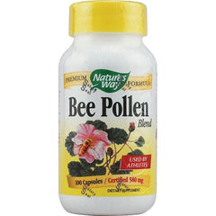 Nature's Way Bee Pollen Blend - 100 Capsules