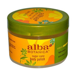 Alba Organics Hawaiian Body Polish Sugar Cane - 10 oz