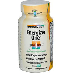 Rainbow Light Energizer One Multivitamin - 30 Tablets