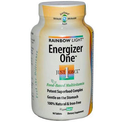 Rainbow Light Energizer One Multivitamin - 90 Tablets