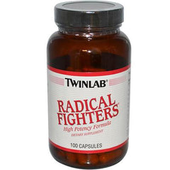 Twinlab Radical Fighters - 100 Capsules