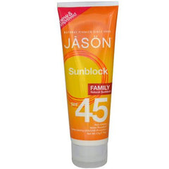 Jason Sunbrellas Family Block Natural Suncare SPF 36 - 4 fl oz