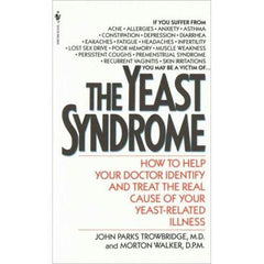 Books All Publisher Titles Yeast Syndrome - Book