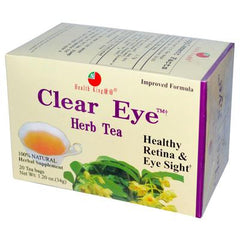 Health King Clear Eye Herb Tea - 20 Tea Bags