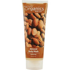 Desert Essence Organics Body Wash Almond - 8 fl oz
