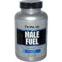 Twinlab Male Fuel - 120 Capsules