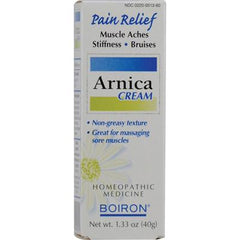 Boiron Arnica Cream - 1.33 oz