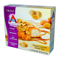 Atkins Endulge Bar Peanut Caramel Cluster - 5 Bars