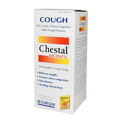Boiron Chestal Cough Syrup Honey - 8.45 fl oz