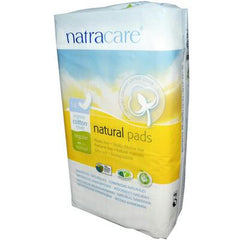 Natracare Natural Regular Pads - 14 Pack