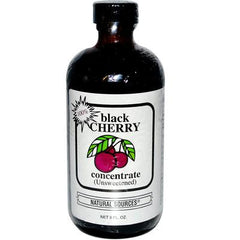 Natural Sources 100% Black Cherry Concentrate (Unsweetened) - 8 oz