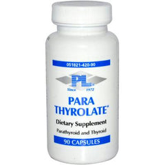 Professional Supplements Para Thyrolate - 90 Capsules