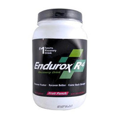 Endurox Pacific Health Inc. R4 Recovery Drink - Fruit Punch - 4.63 Lb.