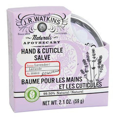 J. R. Watkins Hand and Cuticle Salve Lavender - 2.1 oz