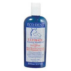 Eco-Dent Dailyrinse Mouthrinse - Cinnamon - 8 oz