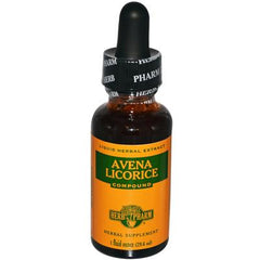 Herb Pharm Avena Licorice Liquid Herbal Extract - 1 fl oz