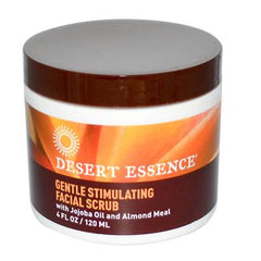 Desert Essence Facial Scrub Gentle Stimulating - 4 fl oz
