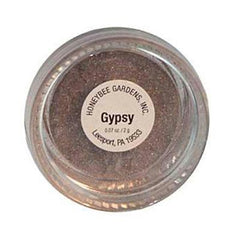 Honeybee Gardens PowderColors Stackable Mineral Color Gypsy - 2 g