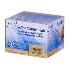 Nasaline Salt Pre-Measured Packets - 50 Packets