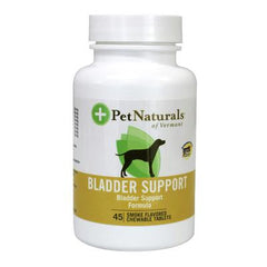 Pet Naturals of Vermont Bladder Support for Dogs Smoke Flavored - 45 Chewables