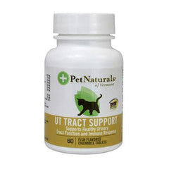 Pet Naturals of Vermont UT Tract Support for Cats Fish - 60 Chewables