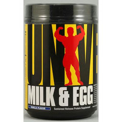 Universal Nutrition Milk and Egg Protein Vanilla - 1.5 lbs
