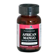 Futurebiotics African Mango - 150 mg - 60 Vegetarian Capsules