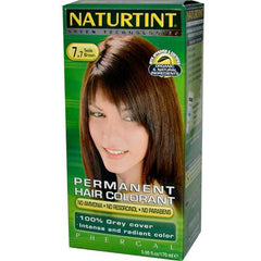 Naturtint Permanent Hair Color I-7 Teide Brown - 5.45 fl oz