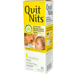 Hylands Homeopathic Hyland's Quit Nits Everyday Head Lice Preventative Spray 4.0 fl oz - 4 oz