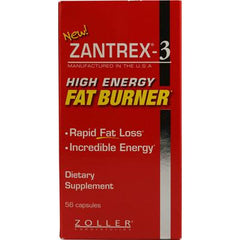 Basic Research Zantrex-3 Red - 56 Capsules