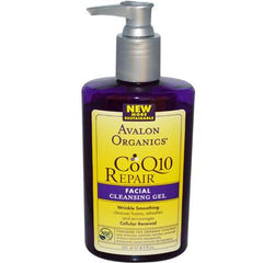 Avalon Organics CoQ10 Facial Cleansing Gel - 8.5 fl oz