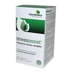 Futurebiotics StressAssist - 60 Vegetarian Capsules