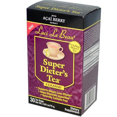 Laci Le Beau Super Dieter's Tea with Acai Berry Extract - 30 Tea Bags